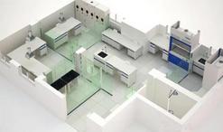实验室整体规划,设计