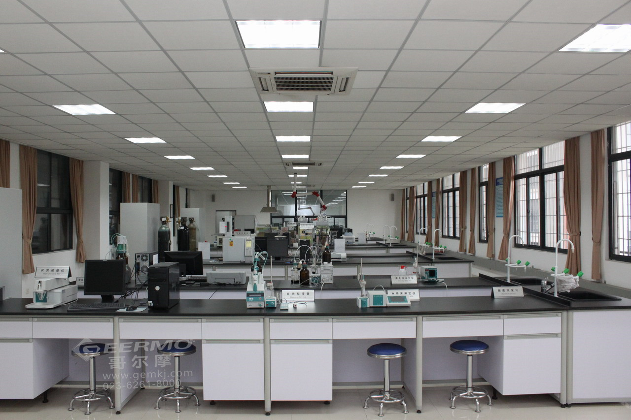 药品检测实验室设计