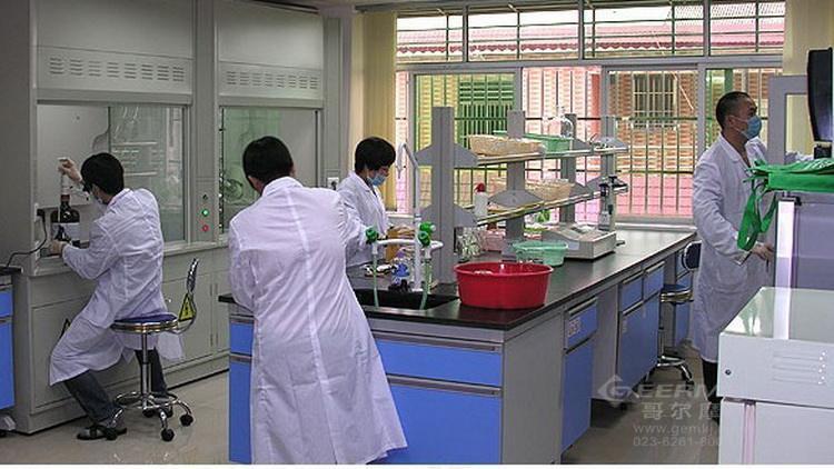 农产品检测实验室设计