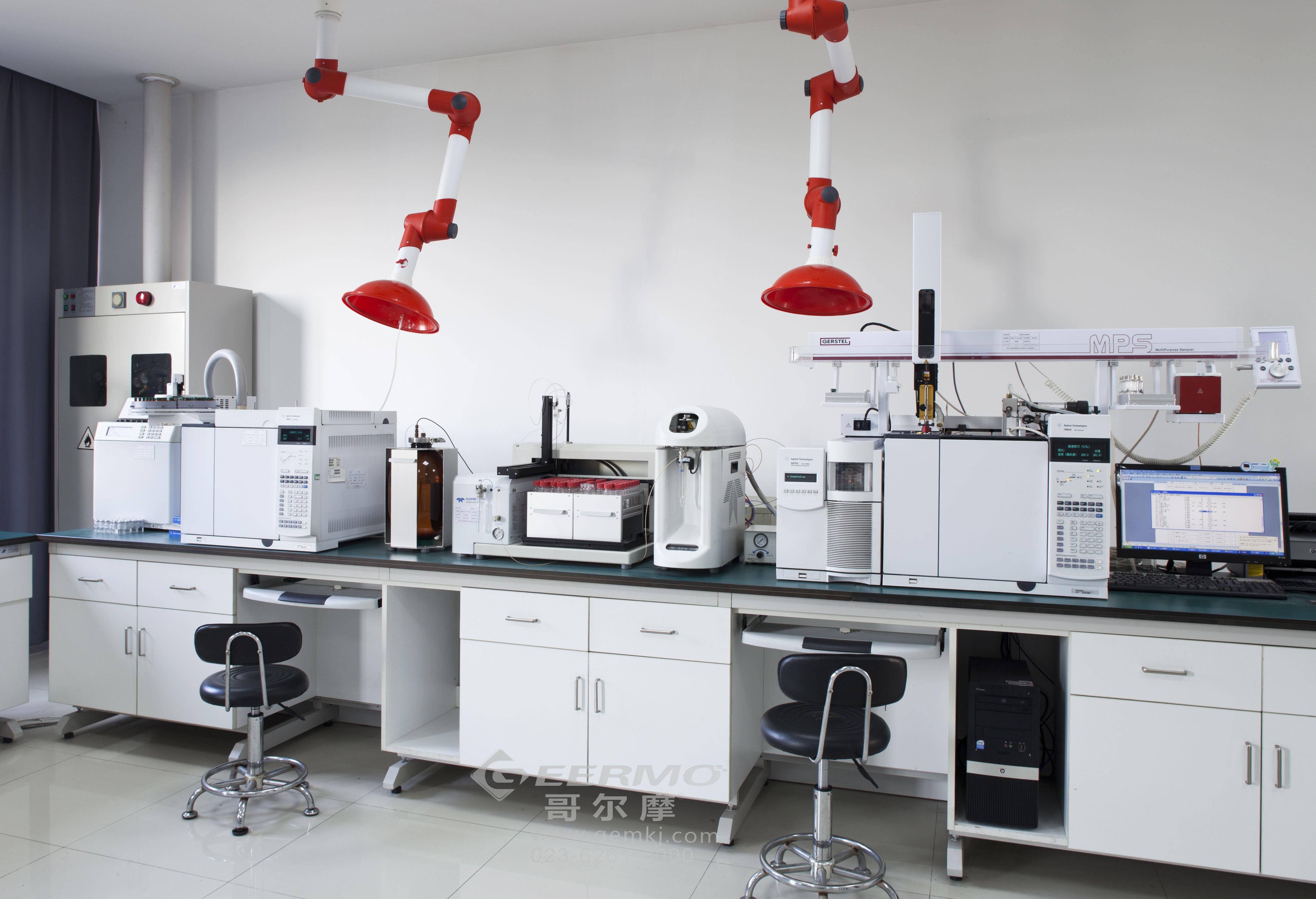 水质监测实验室设计