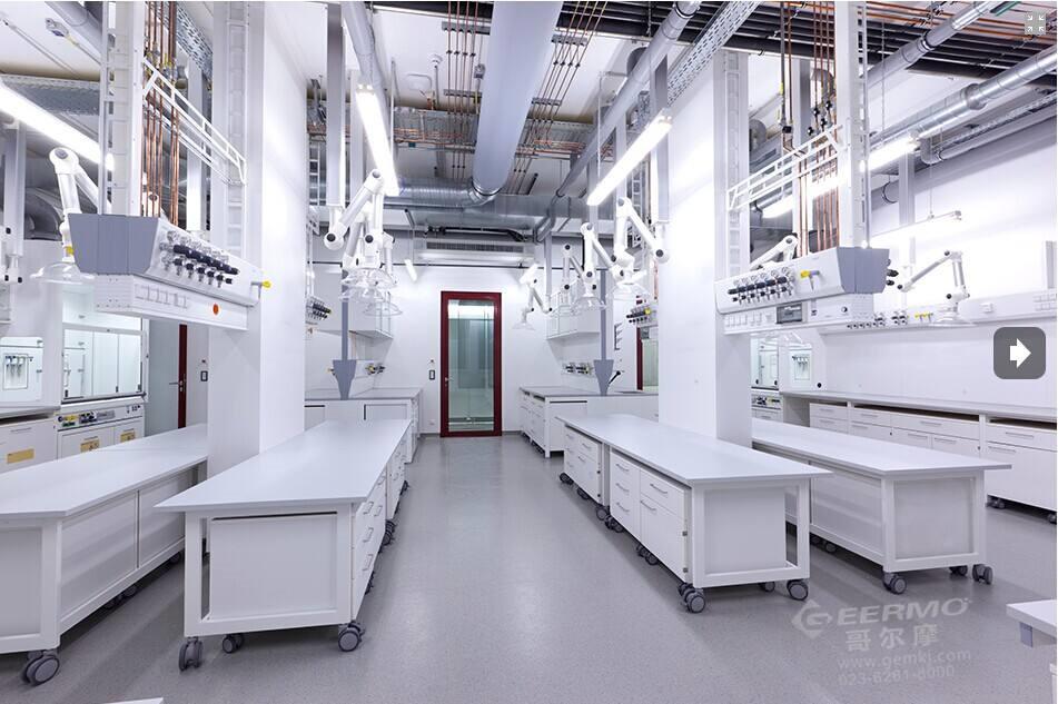 智能实验室设计