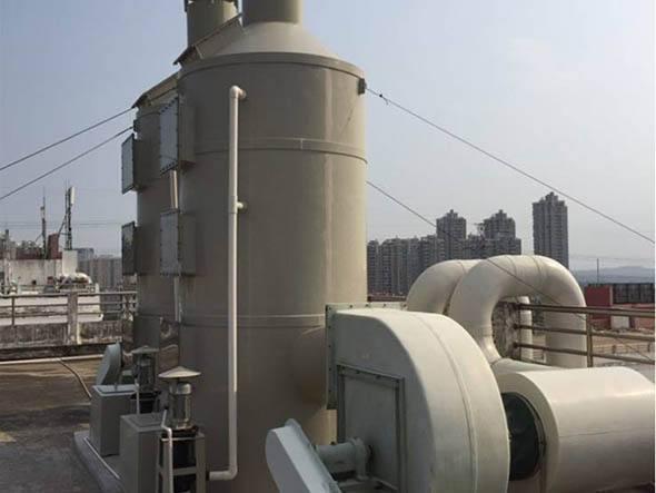重庆废气处理公司